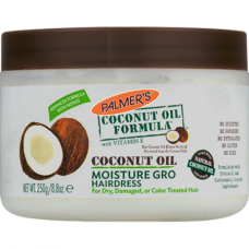 Coconut Hair Oil Formula With Vitamin E