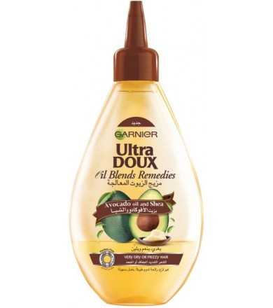Ultra Doux Oil Blends Avocado & Shea Oil 140 ml