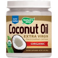 Nature's way - coconut oil extra virgin organic 896g