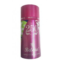 Beleza 250 - perfumed body spray 110 ml