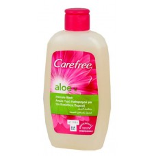 care free aloe - intimate wash 200 ml