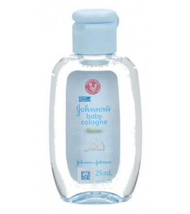 johnson's baby cologne -regular 25 ml