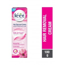 Veet - hair remover cream -lotus milk&jasmine fragrance- normal skin 100 ml