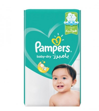 Pampers Baby Dry - 5 - from 11 to 16 kg - 14 diapers 5400760115