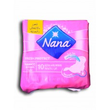 Nana fresh protect - normal 10 ultra with wings