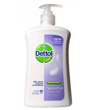 dettol sensitive liquid hand wash 200ml