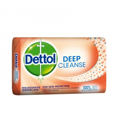 Dettol Deep Cleanse Bar soap 65g