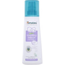 Himalaya Herbals Nourishing Baby Oil 200 ml