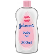 JOHNSON'S Baby, Baby Oil, 200ml