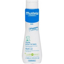Mustela Bebe Bath Oil - Fragranced - 6.76 oz