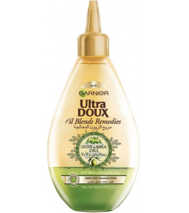 Garnier Ultra Doux Mythic Olive Bi-Phase Oil 140 ML