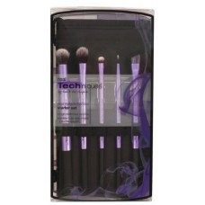 Eye & Face Makeup Brushes (Real Techniques) 5 pieces