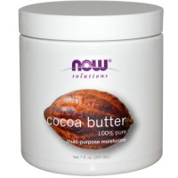 Now Foods Cocoa Butter 207 ml
