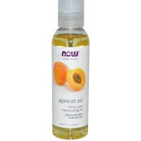 Now Foods, Solutions, Apricot Oil, 4 fl oz 118 ml