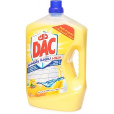 DAC Lemon Super Disinfection - 3 l