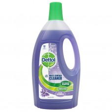 Dettol Healthy Home All Purpose 4 in 1 Lavender Fragrance Multi Action Cleaner 3 L