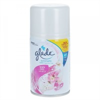 GLADE AUTOMATIC SPRAY REFILL WHITE LILAC - 269 ml