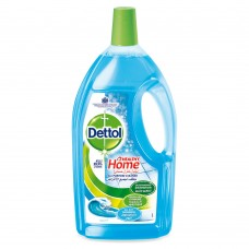 Dettol Healthy Home All Purpose 4 in 1 Aqua Fragrance Multi Action Cleaner, 3 L